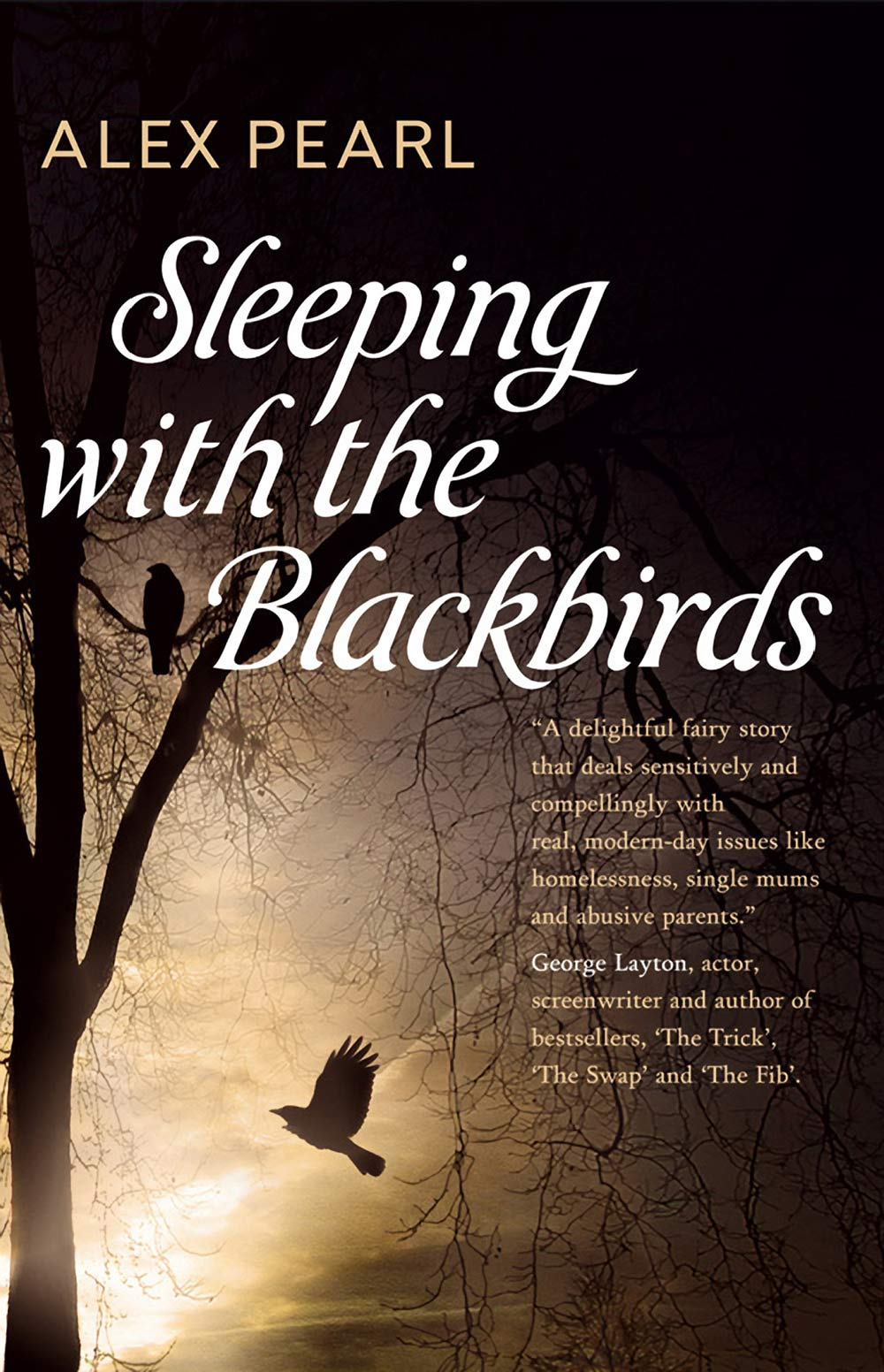 Sleeping with Blackbirds by Alex Pearl